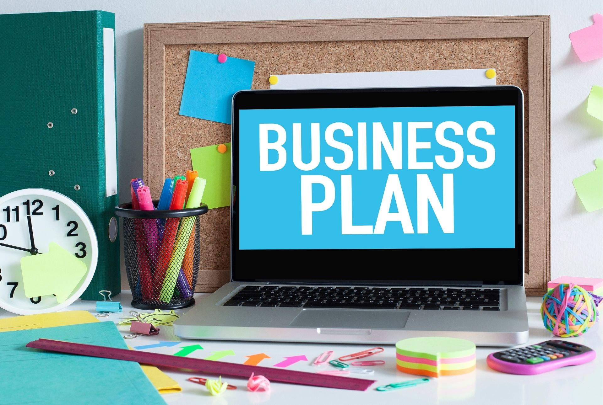 Strategy Summary Example for Business Plan