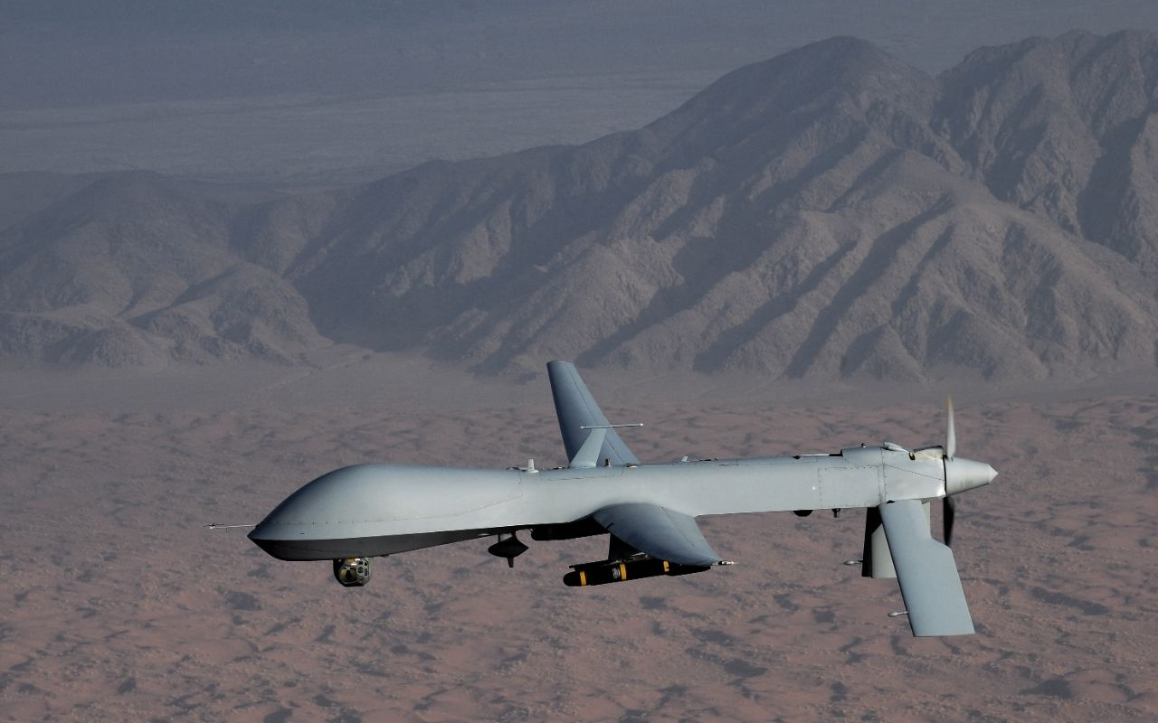 Is Using Drones for Warfare a Good or Bad Idea