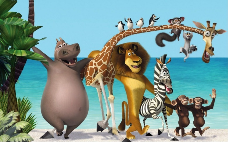 Madagascar Animation Movie Summary and Review