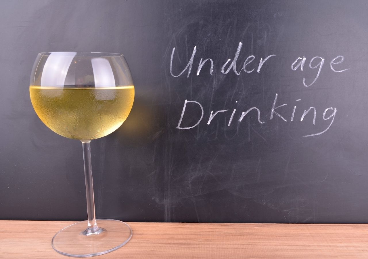 Dangers of Underage Drinking in the USA