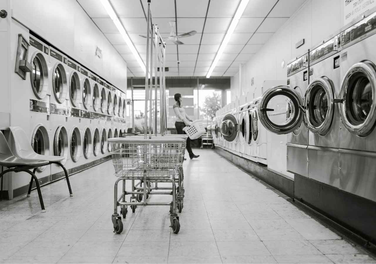 Laundry Business and Clothing Repair