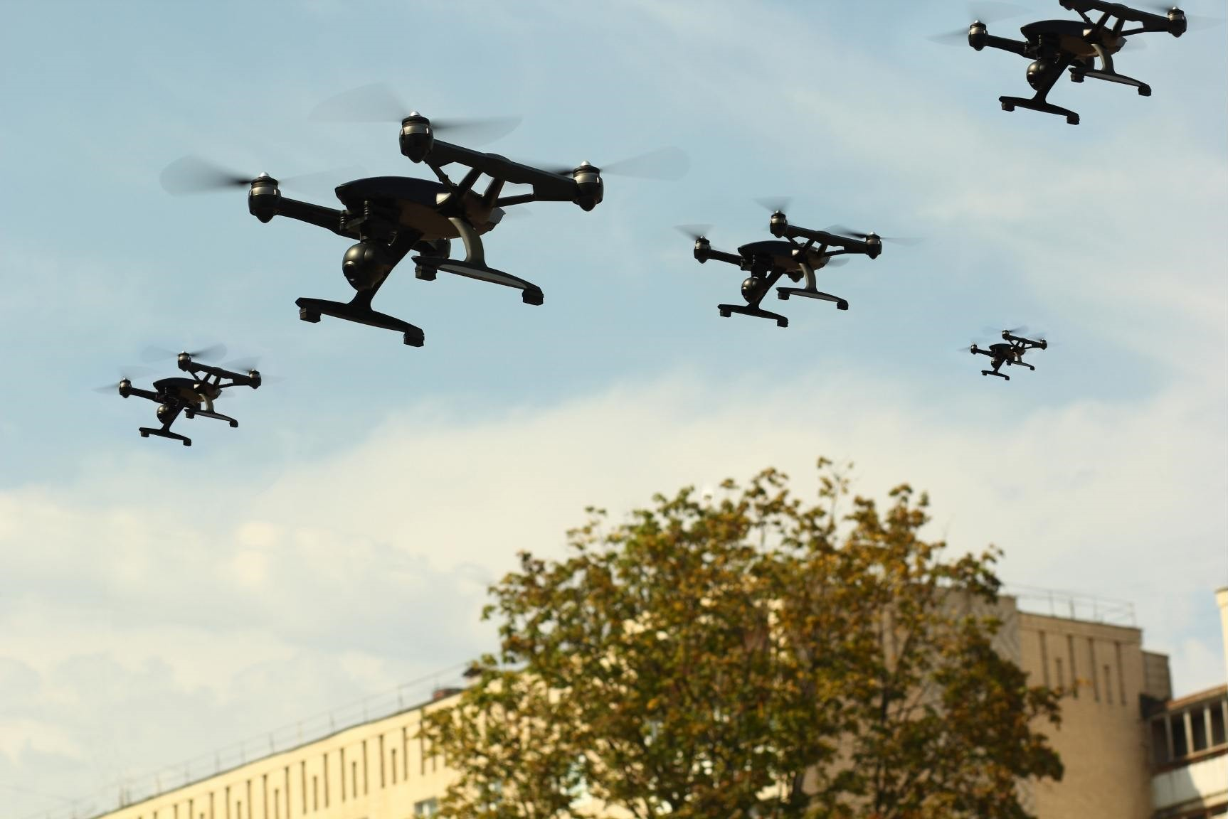 Ethics of Using Drones to Carry Out Attacks