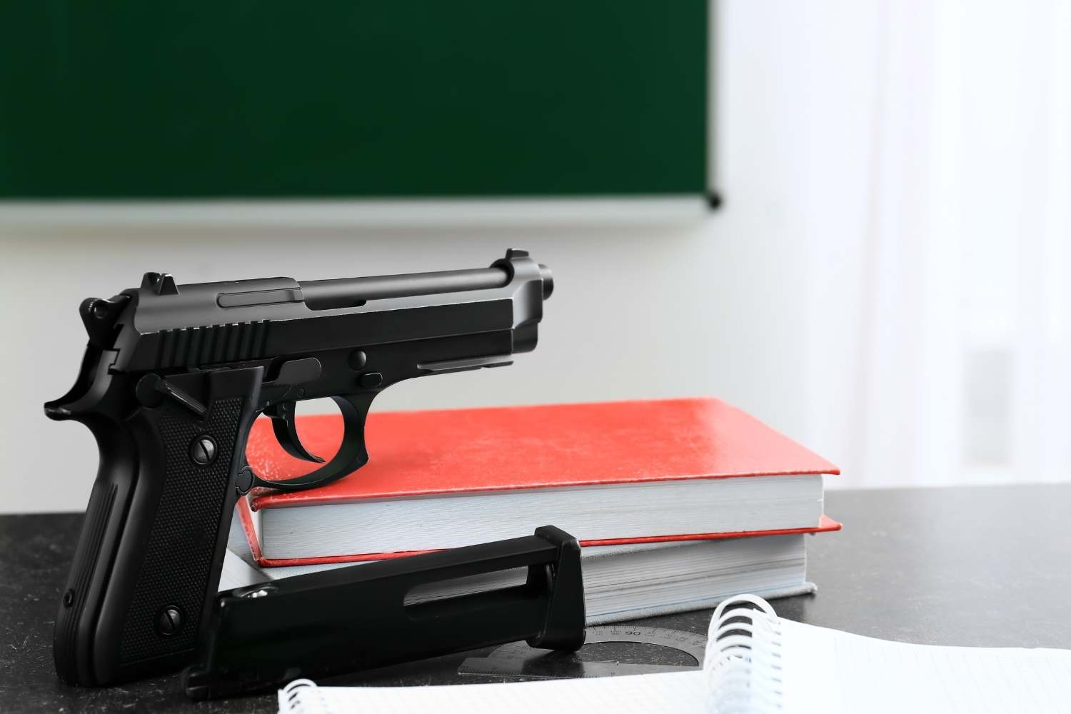 Guns and School Shooting Violence in US